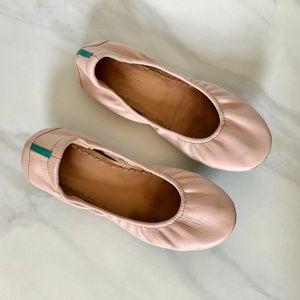 Tieks Ballerina Pink Classic Ballet Flats Size 7.5